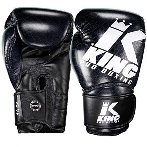 King Pro Boxing Boxhandschuhe Snake Größe 10 Oz