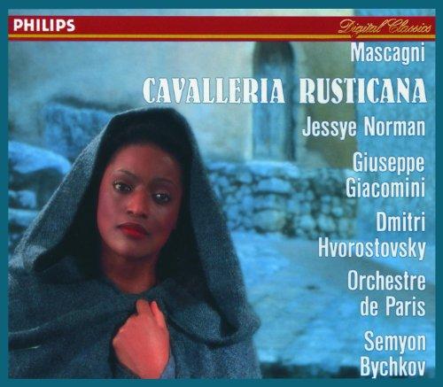 """Mascagni: Cavalleria rusticana - """"Mama, quel vino è generoso"""" - """"Turiddu?! Che vuoi dire?"""""""