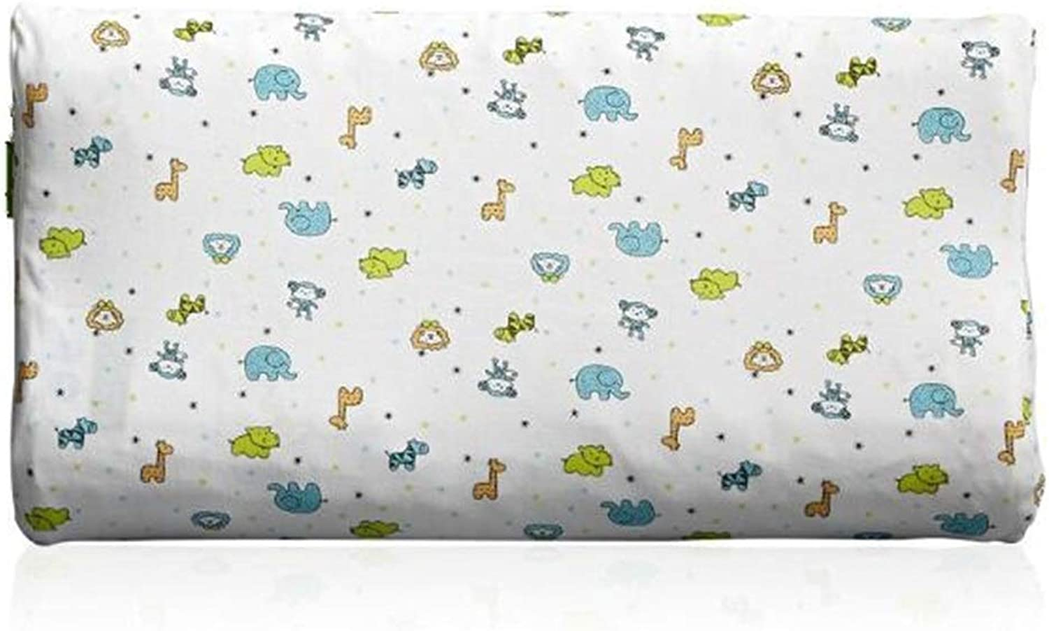 Baby Pillow Baby Pillow New Born Baby Cotton Pillow and Neck Suppor Sleeping Cushion(colorful) for Sleeping