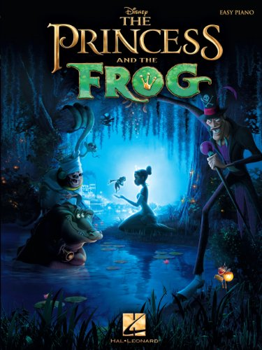 The Princess and the Frog Songbook: Easy Piano (English Edition)