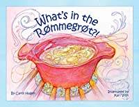 What's in the Rømmegrøt?!