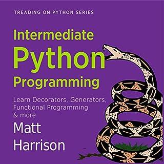 Intermediate Python cover art