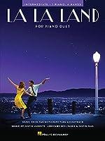 La La Land for Piano Duet: Intermediate 1 Piano, 4 Hands