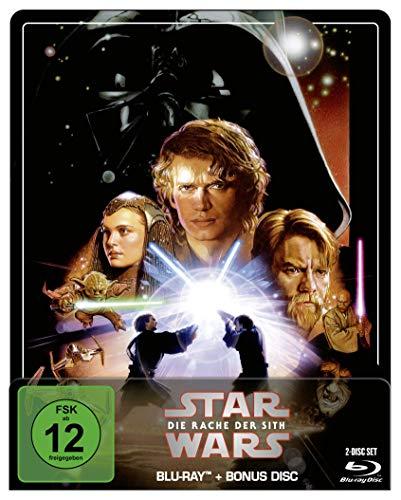 Star Wars: Episode III - Die Rache der Sith- Steelbook Edition [Blu-ray]