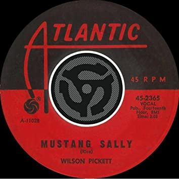 Mustang Sally / Three Time Loser [Digital 45]