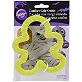 Wilton Mummy Comfort Grip Cookie Cutter, 1-Pack
