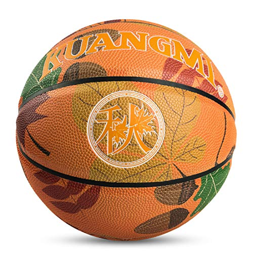 Learn More About Genetic Los Angeles New Basketball Man Female PU Leather Design Street Game Basketb...