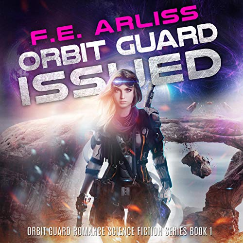 Orbit Guard Issued audiobook cover art