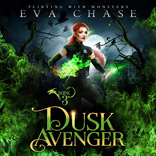 Dusk Avenger cover art