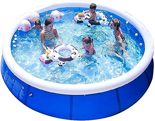Inflatable Top Ring Swimming Pools