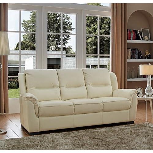 Amazing Genuine Leather Sofa Amazon Co Uk Interior Design Ideas Gentotthenellocom