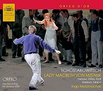 Shostakovich: Ledi Makbet Mtsenskogo uyezda (Lady Macbeth of the Mtsensk District), Op. 29