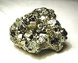 TENET pietra grezza naturale per cristalloterapia meditazione reiki (PIRITE EXTRA GREZZA 4-5CM)