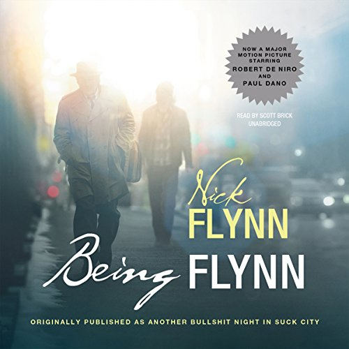 Being Flynn audiobook cover art