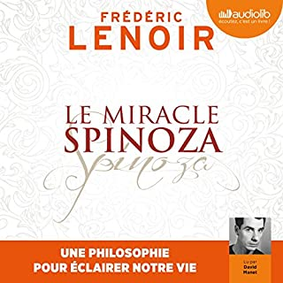 Couverture de Le Miracle Spinoza