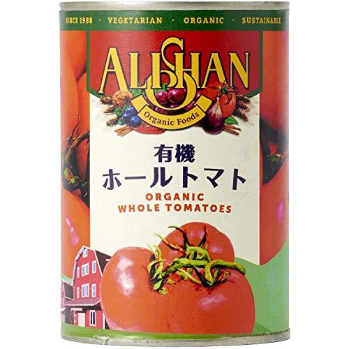 アリサン ホールトマト缶 400g