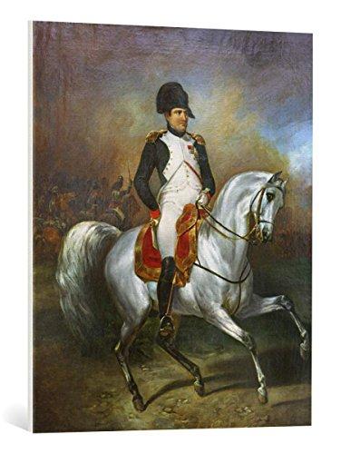 Kunst für Alle Cuadro en Lienzo: Simon Meister Napoleon on Horseback -...