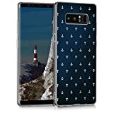kwmobile Case for Samsung Galaxy Note 8 DUOS - TPU Silicone