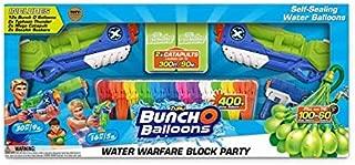Bunch O Balloons Water Warfare Block Party Set by ZURU
