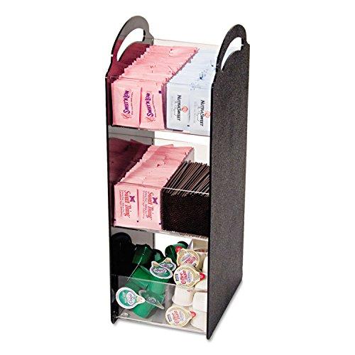 Vertiflex Kompaktes Speisewürze Organizer, 6–1/Spotlight X 8D X 18H, schwarz (Katalog Kategorie: Büro Wartung, Hausmeisterarbeiten & Lunchroom/Lebensmittel und Getränke)