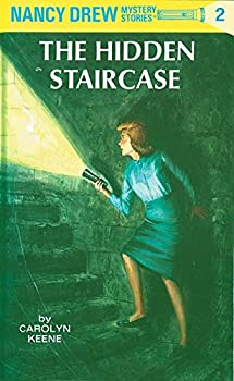 Hardcover The Hidden Staircase (Nancy Drew Mystery Stories #2) Book