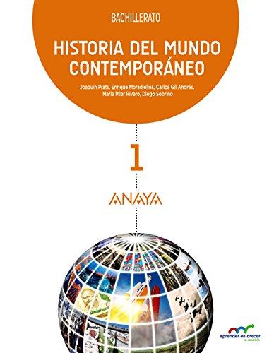 Historia del Mundo Contemporáneo. (Aprender es crecer en conexión) - 9788467827248