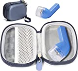 CaseSack Protective Case for Turboforte Lung Expansion, Mucus Relief Device, mesh Pocket for Pills and Other Essentials