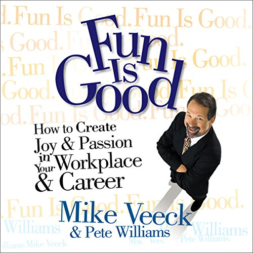 Fun is Good audiobook cover art