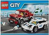 LEGO city Police Inseguimento della Polizia, Multicolore, 60128