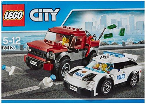 LEGO - 60128 - City - Jeu de Construction - La Course Poursuite