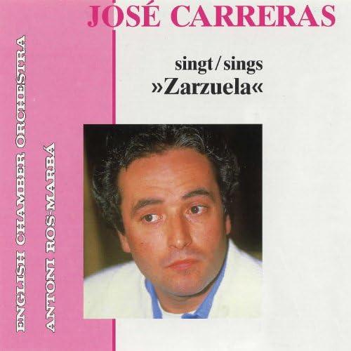 JoséCarreras, English Chambre Orchestra