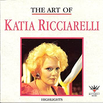 The Art of Katia Ricciarelli