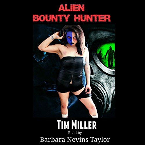 Alien Bounty Hunter audiobook cover art