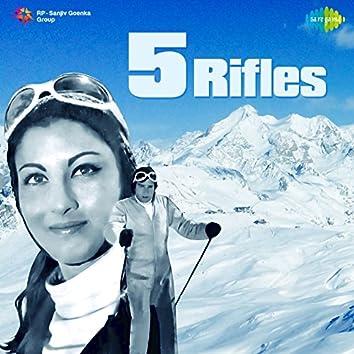 5 Rifles (Original Motion Picture Soundtrack)