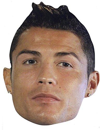 Cristiano Ronaldo Party-Maske