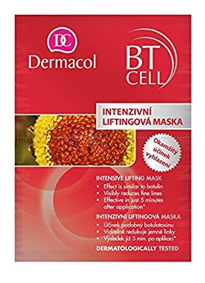 Dermacol BT CELL Intensive Lifting Mask 2 x 8g from Dermacol a. s.