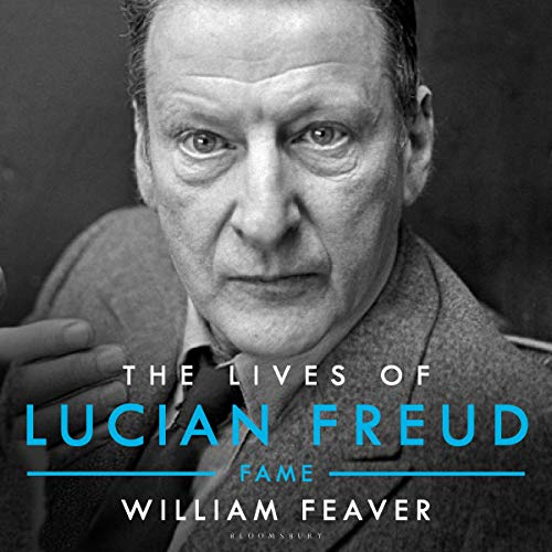 Couverture de The Lives of Lucian Freud