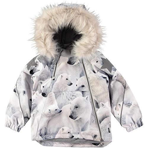 Molo Winterjacke Hopla Polarbär-98