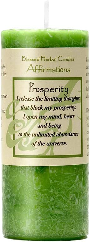 Coventry Creations Al sold out. Prosperity Candle Affirmation Max 55% OFF