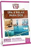 CofreVIP Caja Regalo SPA & Relax para Dos 2.900 Actividades a Elegir para Dos...
