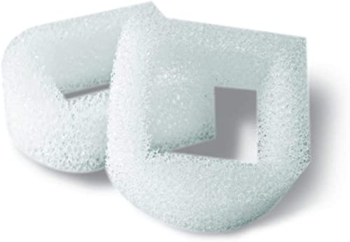 PetSafe Drinkwell Replacement Foam Filter for Ceramic and 360 Stainless Steel Pet Fountains, Pack of 2, for Cats and ...