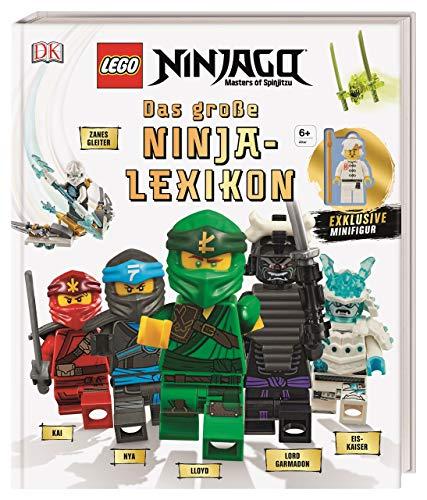 LEGO® NINJAGO® Das große Ninja-Lexikon: Mit exklusiver Minifigur