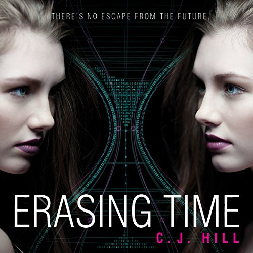 Erasing Time audiobook cover art