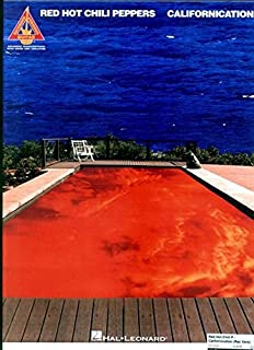 Red Hot Chili Peppers - Californication (Tab)