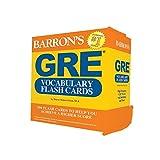 GRE Vocabulary Flash Cards (Barron's Test Prep)