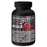 BBGenics, BlackDemon X-Treme II, T-Booster, Qualitäts- Maca, Arginin, Tribulus, Zink, Eisen, Chrom,...