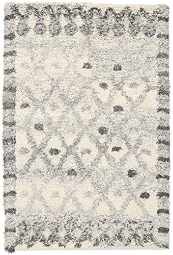CarpetVista Alfombra Heidi - Gris Mix 160x230 Alfombra Moderna