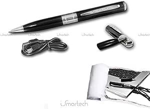 1neiSmartech Bolígrafo Espía Micro Cámara Oculta Spy Pen Visión Video Y Audio Fotos Immagni Sd Cam Hd 1280X 960Mini Camera