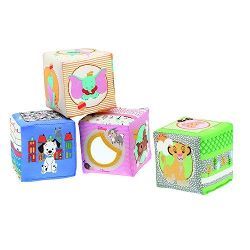 Chicco - Set de Cubes Disney Classiques