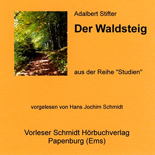 Der Waldsteig audiobook cover art